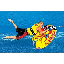 <strong>Sportsstuff</strong> Zip Ski Towable Tube with Optional 2K Tow Rope