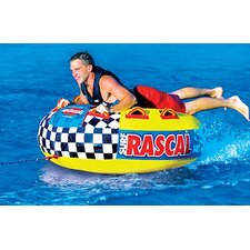 Rascal Towable Tube with Optional 2K Tow Rope