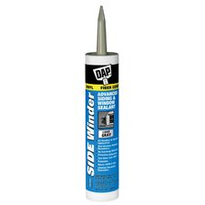 <strong>DAP</strong> Light Gray Side Winder™ Advance Polymer Siding & Window Sealant 00807