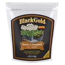 <strong>BlackGold</strong> Natures Sungro Starter and Transplant Fertilizer