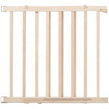 "<strong>Evenflo</strong> Safety 42"" Wood Swing Gate"
