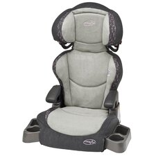 <strong>Evenflo</strong> Big Kid DLX Aubrey Booster Car Seat