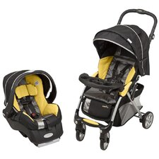 <strong>Evenflo</strong> Featherlite 400 with Embrace35 Travel System