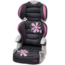 AMP High Back Booster Seat