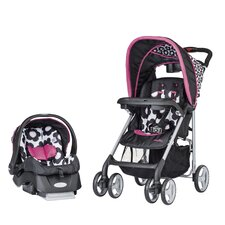 JourneyLite Marianna Travel System with Embrace Infant Car Seat