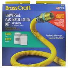 Gas Dryer Kit