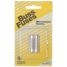 <strong>Bussman</strong> 15 Amp Electronic Fuse (Set of 2)