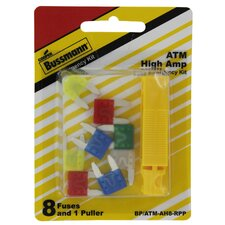 Cooper Mini Blade Fuse Assortment 8 Pack