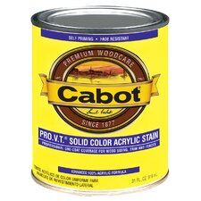 <strong>CabotStain</strong> 1 Quart Neutral Base PRO V.T. Stain Acrylic