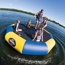 <strong>Rave Sports</strong> 10' Bongo Water Trampoline