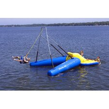Freestanding Rope Swing Package