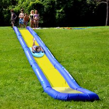 Turbo Chute Backyard Water Slide Package