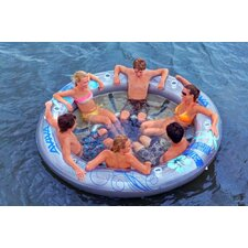 Social Circle Pool Float