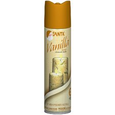 9 Oz Vanilla Scent Aerosol Spray