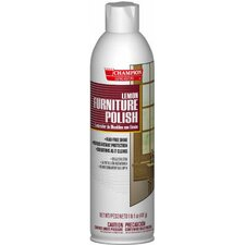 Champion Glass Cleaner with Ammonia Aerosol Can