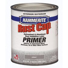 1 Quart Hammered Gray Galvanized & Aluminum Primer