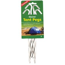 "9"" Tent Pegs"