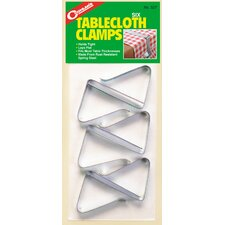 Table Cloth Clamp (Set of 6) (Set of 6)