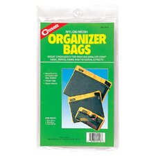 Nylon Mesh Organizer Bags (Set of 3)