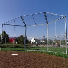 Prefabricated Baseball / Softball Backstop