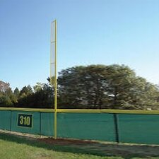 20 Foot Foul Pole