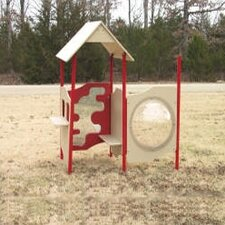 Four Panel Funville Playset