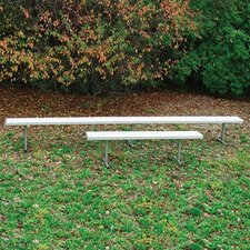 Portable Metal Picnic Bench