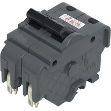 Thin Series Type FN 30 Amp Dual Pole Circuit Breaker