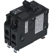 Type QD Dual Pole Circuit Breaker