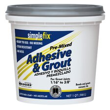 <strong>Custom Building Products</strong> Pre-Mixed Adhesive and Grout