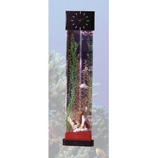 Aqua 20 Gallon Tower Triangular Aquarium Kit