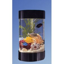 AquaRound 8 Gallon Aquarium