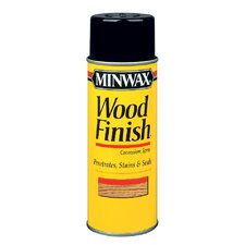 12 Oz Wood Finish® Red Oak Wood Stain Aerosol Spray