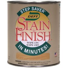 1 Quart Dark Oak Step Saver® Wood Stain & Finish