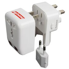 <strong>Digipower</strong> World Travel Adapter and Charger