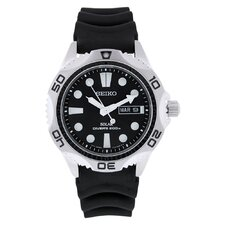 Men's Solar Dive Watch