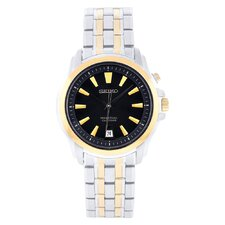 Men's Classic Quartz Movement Watch