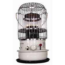 10,500 BTU Convection Tank Top Kerosene Space Heater