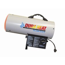 30,000 BTU Forced Air Utility Propane Space Heater