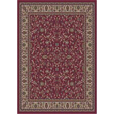 <strong>Concord Global Imports</strong> Gem Kashan Red Rug