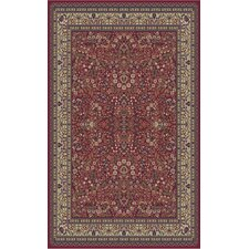 <strong>Concord Global Imports</strong> Gem Sarouk Red Rug