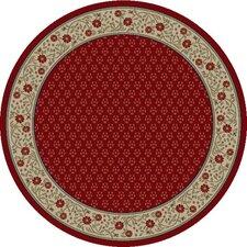 Gem Harmony Red Rug