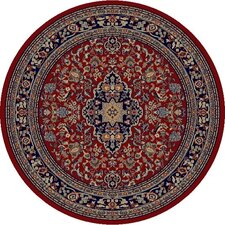 Gem Heriz Red Rug