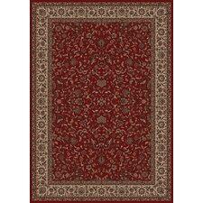 Oriental Classics Kashan Red Rug