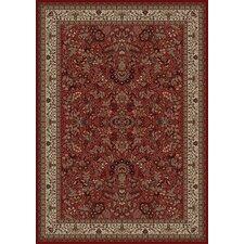 Oriental Classics Sarouk Red Rug