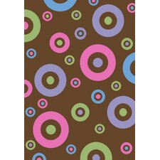 Alisa Dots in Dots Kids Rug