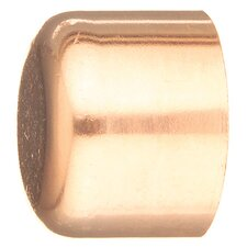 "1.25"" Copper Tube Cap"