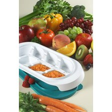 Baby Steps Freezer Trays With Lids - 2 pk