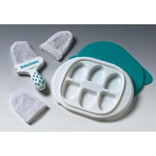 <strong>KidCo</strong> BabySteps Healthy Snack Feeder Kit
