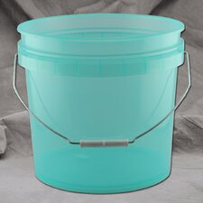 Lid for 2 Gallon Gray Pail McClendon